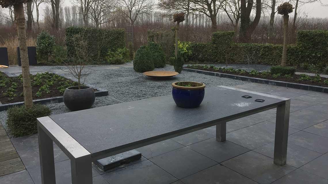 Hoveniersbedrijf Noord-West - Renovatie tuin Groningen (Kardinge)