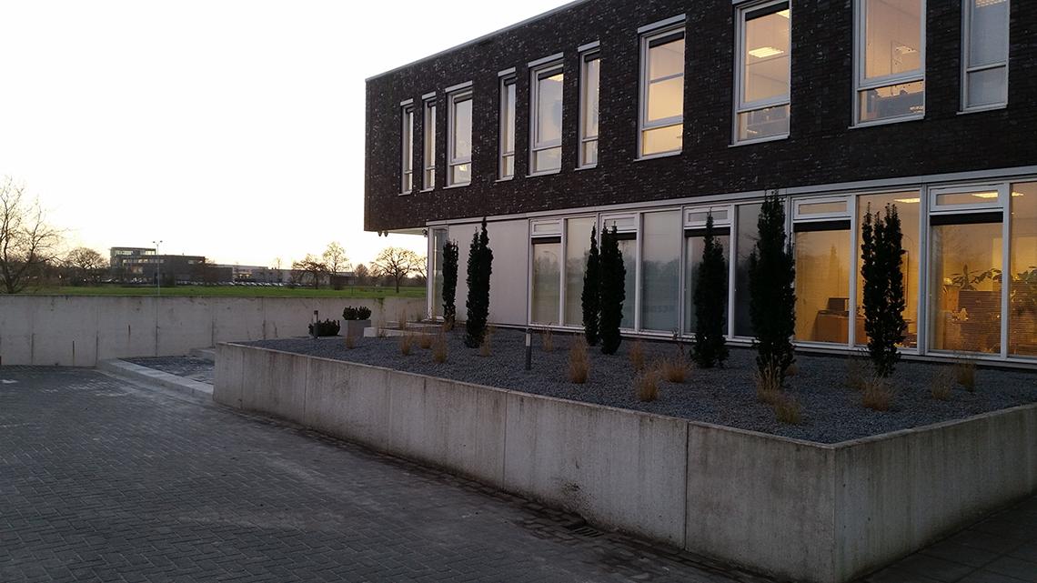 Hoveniersbedrijf Noord-West - Bedrijfstuin